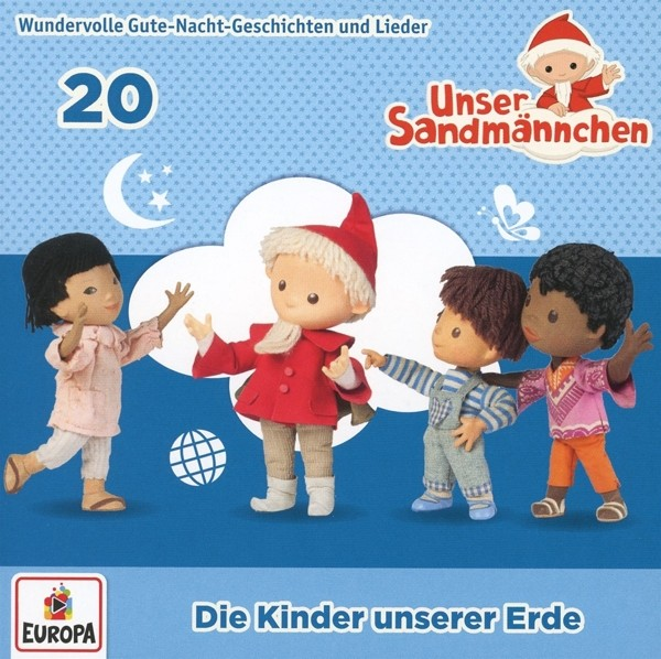 Unser Sandmännchen - 020/Die Kinder unserer Erde