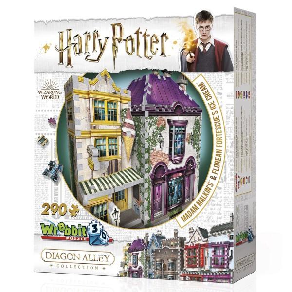 Madam Malkin's Anzüge & Florean Fortescue's Eissalon - Harry Potter