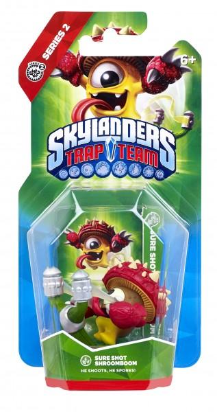Skylanders Trap Team - Sure Shot Shroomboom