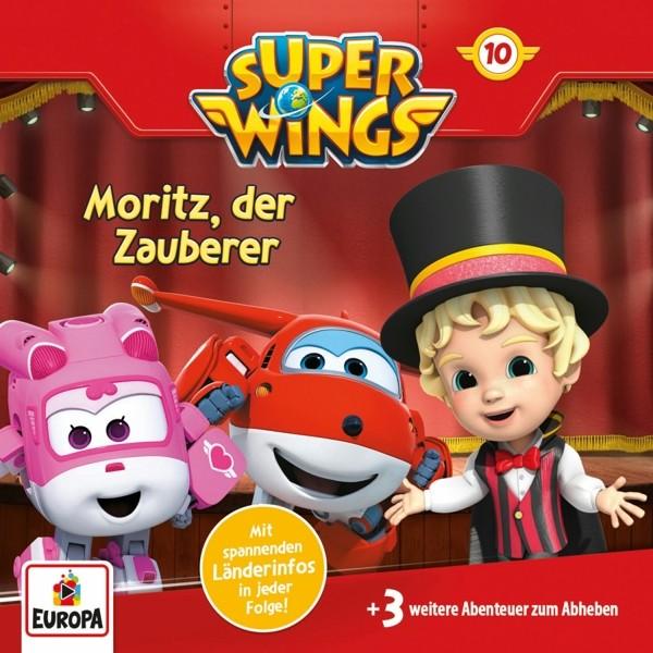 Super Wings - 010/Moritz,der Zauberer