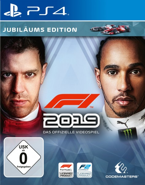 F1 2019 (Jubiläums Edition)