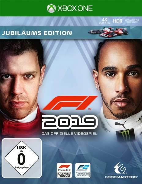 F1 2019 (Jubiläums Edition)