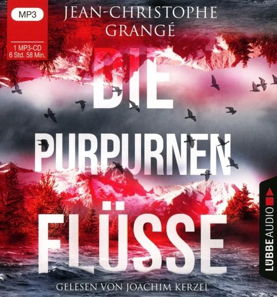 Grangé,Jean-Christophe - Die purpurnen Flüsse - CD-ROM
