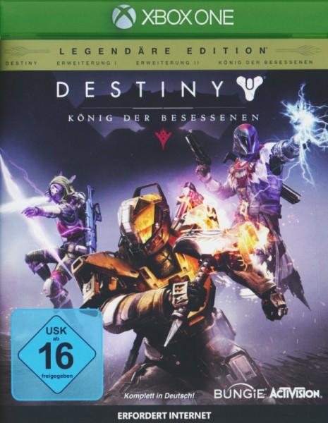 Destiny - König der Besessenen Legendäre Edition (Online-Game)