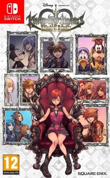 Kingdom Hearts - Melody of Memory