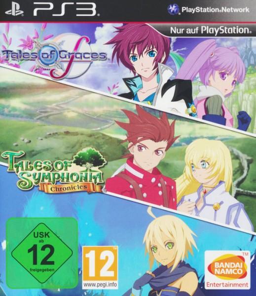 Tales of Graces F / Tales of Symphonia Chronicles Compilation