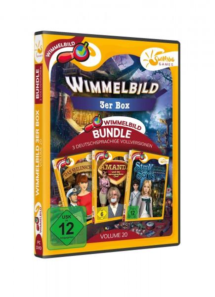 Sunrise Games: Wimmelbild 3er Bundle 20