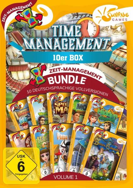 Sunrise Games - Timemanagement 10-ER BOX VOL.1