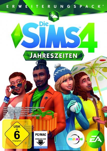 Die Sims 4 - Jahreszeiten (Add-On) (CIAB)