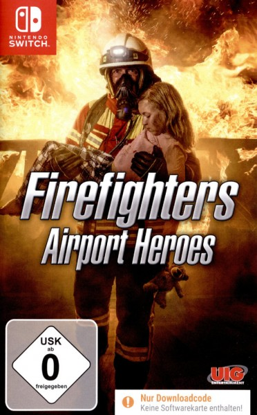 Firefighters - Airport Heroes (Code in a Box)