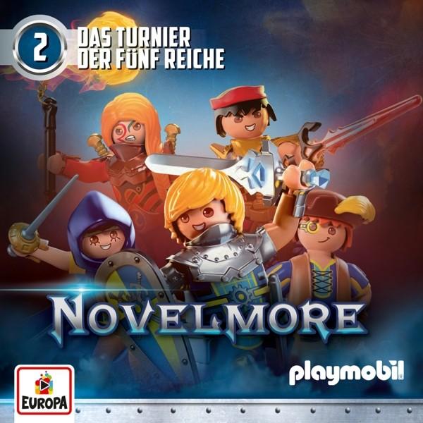 PLAYMOBIL Hörspiele - 002/Novelmore: Das Turnier der Fünf Reiche