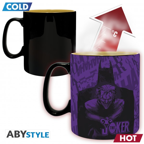 Tasse Batman (Thermoeffekt) 460 ml
