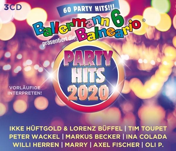 Ballermann 6 - Die Party Hits 2020