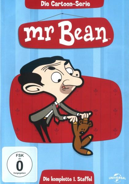 Mr. Bean - Die Cartoon-Serie - Staffel 1