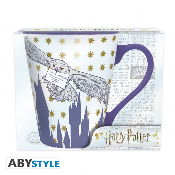 """Tasse Harry Potter """"Letter from Hogwarts"""""""