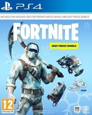 Fortnite - Deep Freeze Bundle (PEGI) (Code in a box)