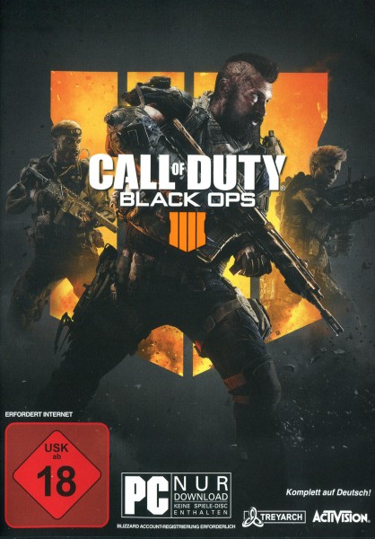 Call of Duty 15 - Black Ops 4