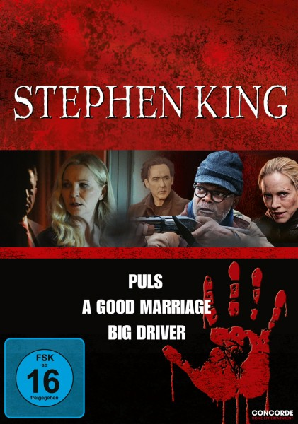 Stephen King Collection [3 DVDs] - DVD Boxen