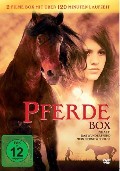 Pferde Box (2 Filme)