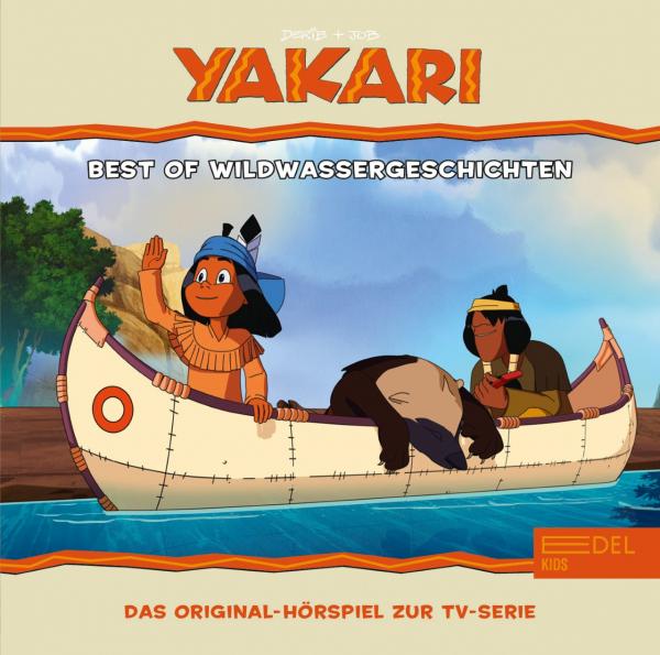 Yakari - Best Of Wildwassergeschichten