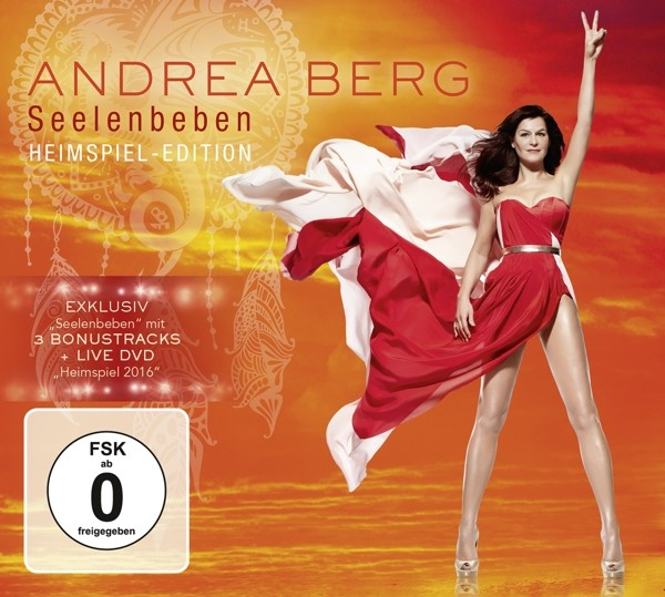 Andrea Berg - Seelenbeben (Heimspiel Edition)