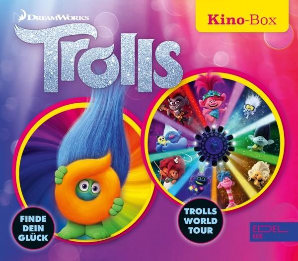 Trolls - Trolls Kino-Box-Hörspiele zu Kinofilm 1+2