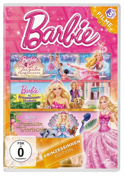 Barbie™ Prinzessinnen Edition