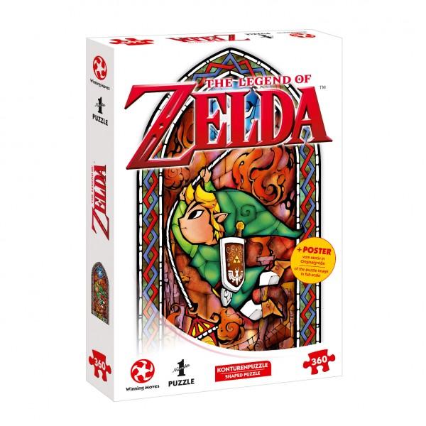 Puzzle - Zelda Link Adventurer (360 Teile)