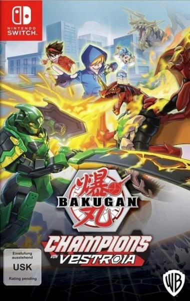 Bakugan - Champions von Vestoria