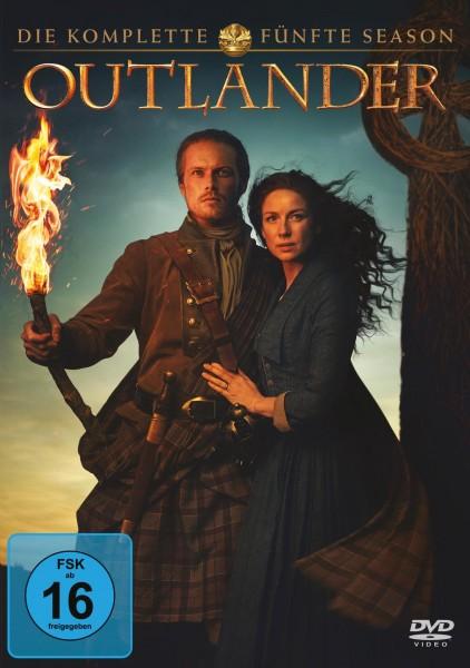 Outlander - Die komplette fünfte Season [4 DVDs]