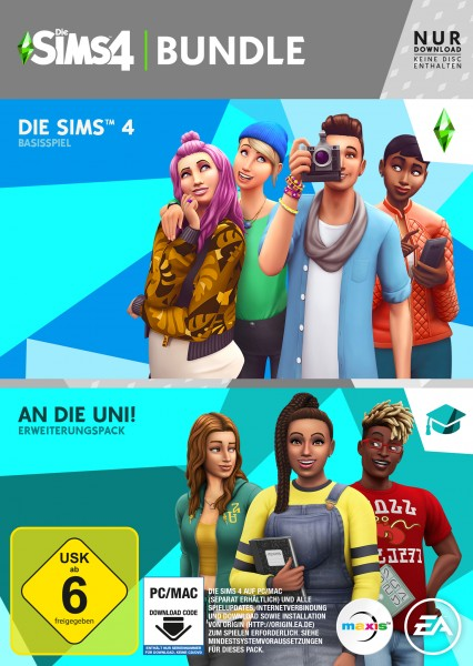 Sims 4 - Bundle Pack 4