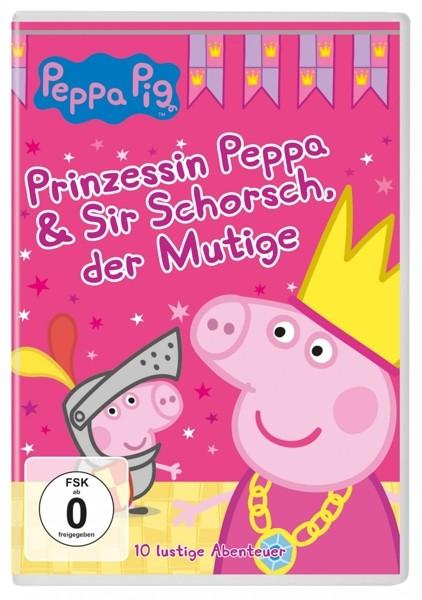 Peppa Pig-Prinzessin Peppa & Sir Schorsch der Mutige