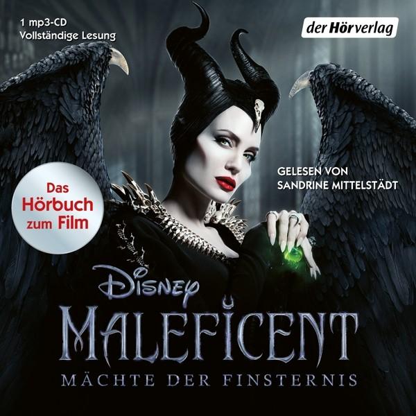 Maleficent: Mächte der Finsternis: Hörbuch zum neuen Live-Action Film