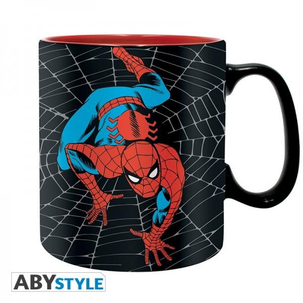 Tasse Marvel Spiderman, 460 ml