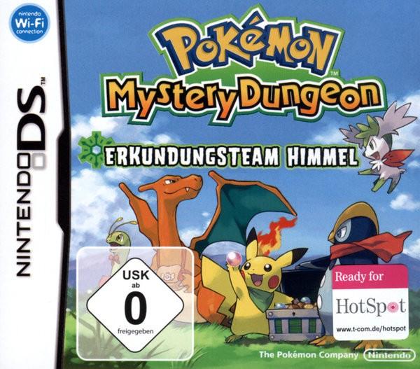 Pokemon Mystery Dungeon: Erkundungsteam Himmel