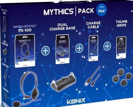 Mythics Accessories Pack