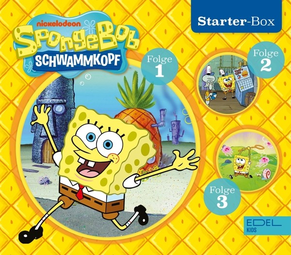 SpongeBob Schwammkopf - Starter-Box (1)