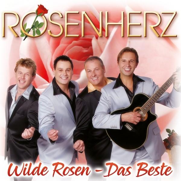 Rosenherz - Wilde Rosen-Das Beste CD