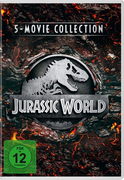 Jurassic World - 5-Movie Collection