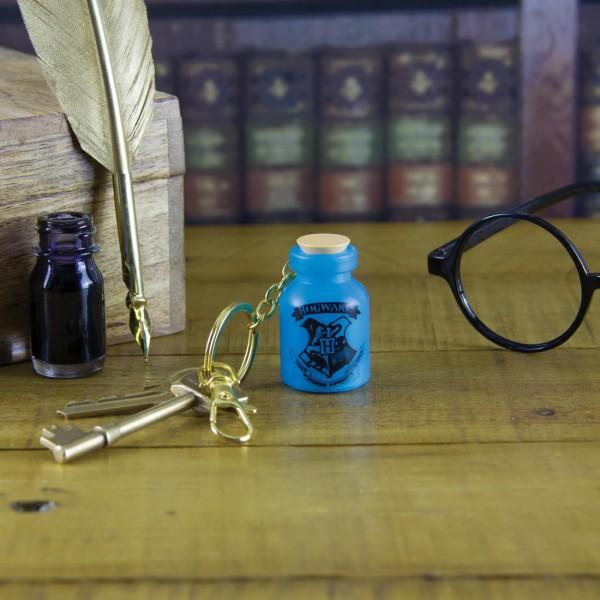 Schlüsselanhänger Harry Potter: Trank & Taschenlampe