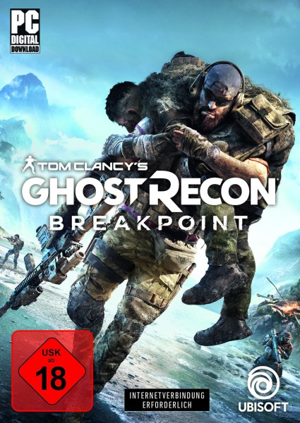 Tom Clancy's Ghost Recon - Breakpoint (Code in a box)