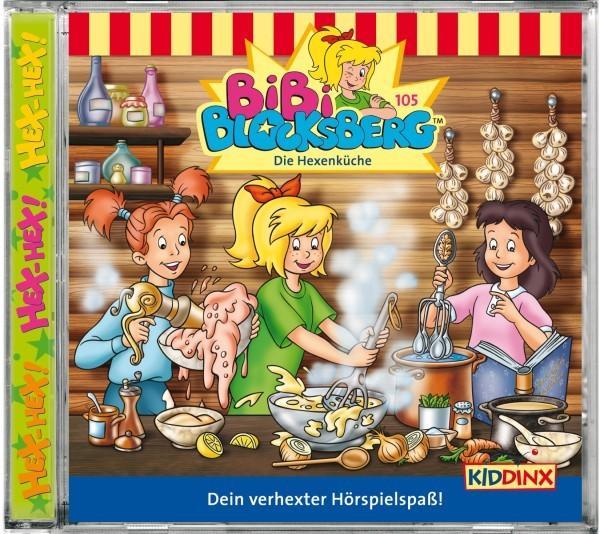 Bibi Blocksberg - Folge 105: Die Hexenküche