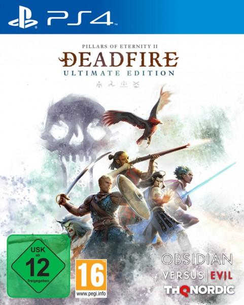 Pillars of Eternity II: Deadfire (Ultimate Edition)
