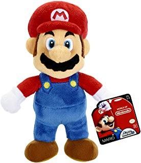 Nintendo Plüsch Mario 15cm