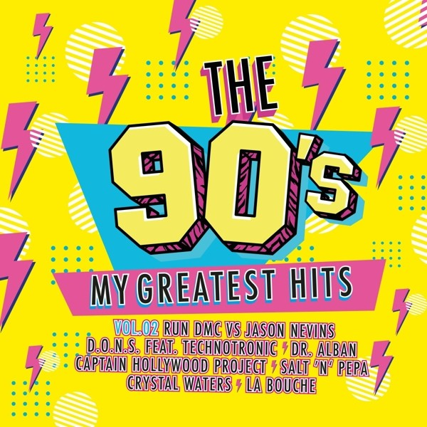 The 90s - My Greatest Hits Vol.2