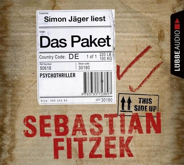 Sebastian Fitzek - Das Paket