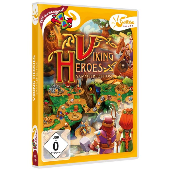 Sunrise Games: VIKING HEROES