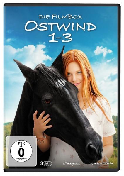 Ostwind 1-3 [3 DVDs]