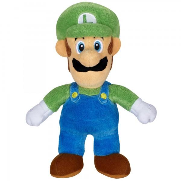Nintendo Plüsch 20 cm Luigi