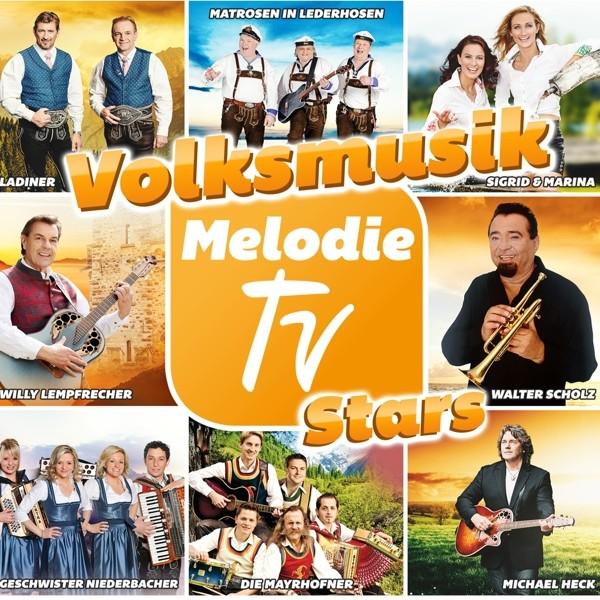 Volksmusik Melodie TV Stars